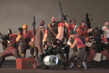 Illustration de l'article Team Fortress 2