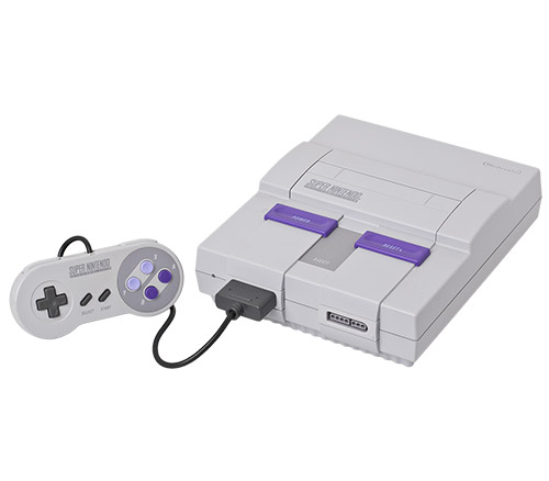 SNES (Version américaine)
