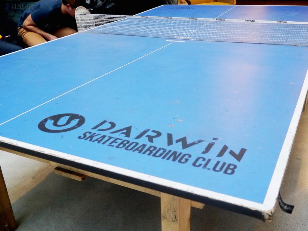 Darwin Ping Cup 2015 by idéveloppement