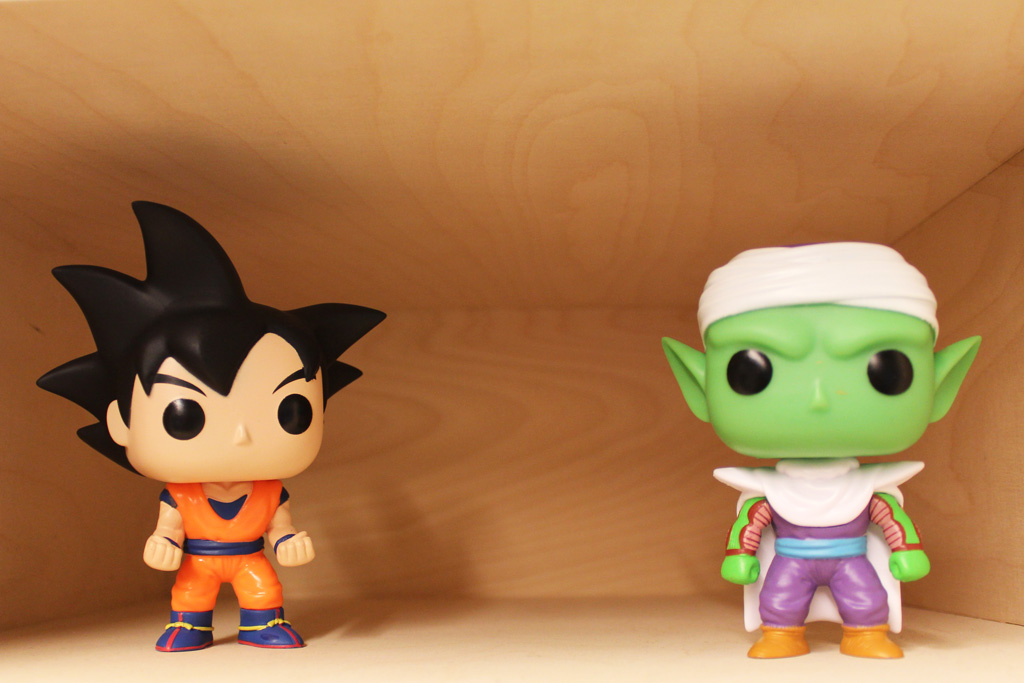 figurines Dragon Ball agence idéveloppement