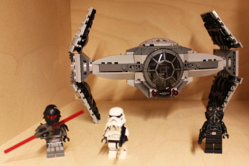 Lego Star Wars agence idéveloppement